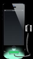 Ремонт порта заряда и микрофона iPhone
