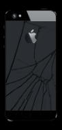 Ремонт и замена задней панели iPhone